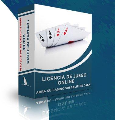 Licencia de juego online