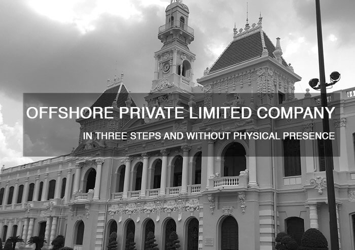 Offshore public limited company