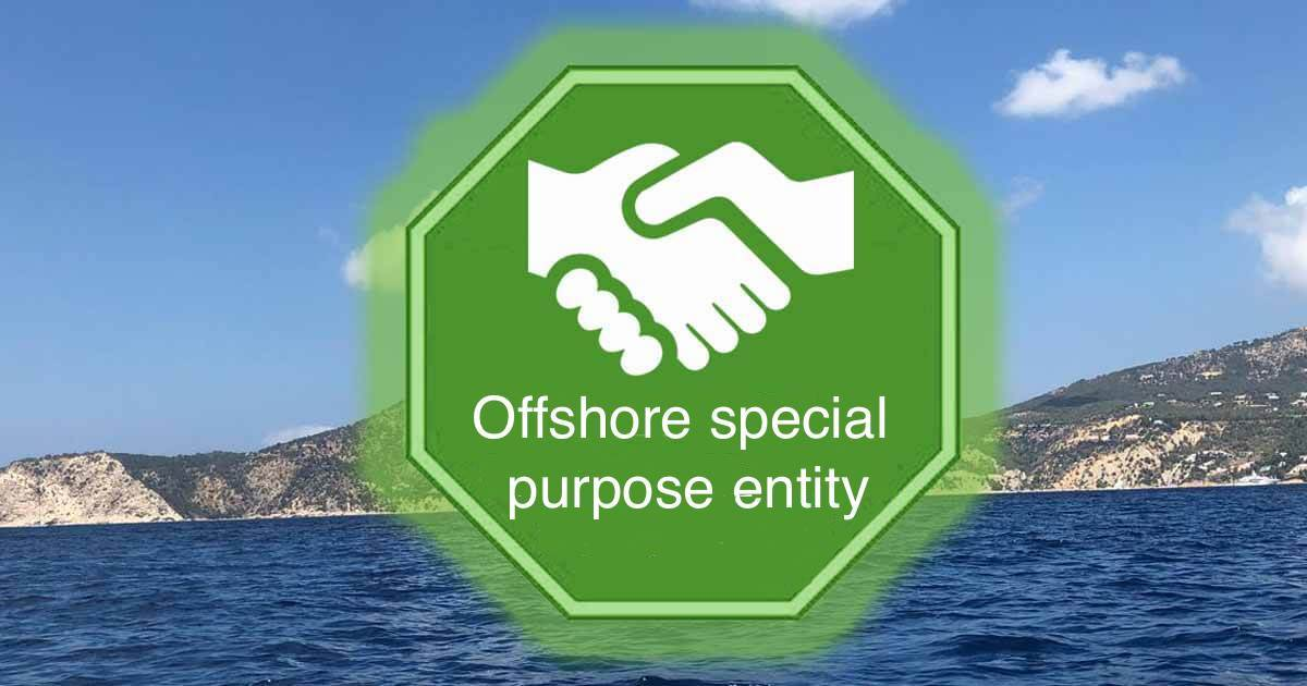 Offshore special purpose entity