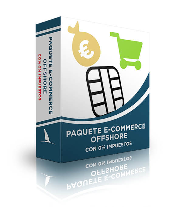 Paquete offshore E-commerce con 0% impuestos