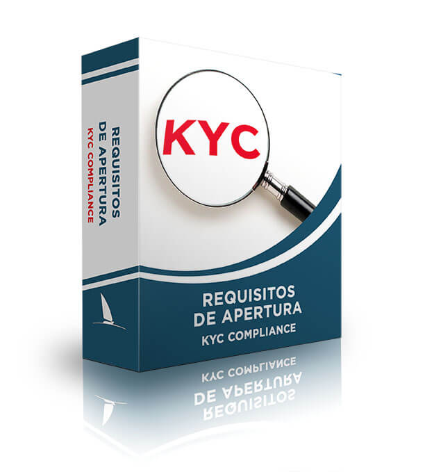requisitos de apertura KYC