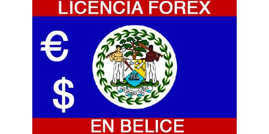 Licencia financiera forex en Belice