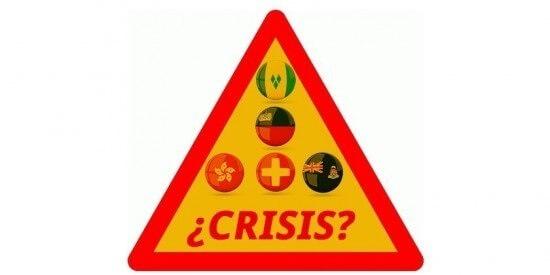 Crisis paraísos fiscales