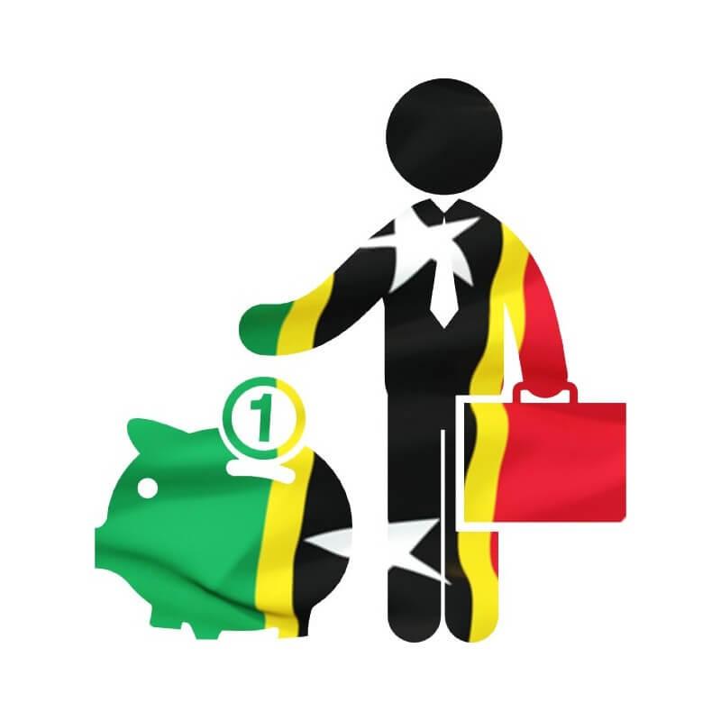 Ahorrar impuestos mediante una sociedad LLC en San Cristóbal y Nieves