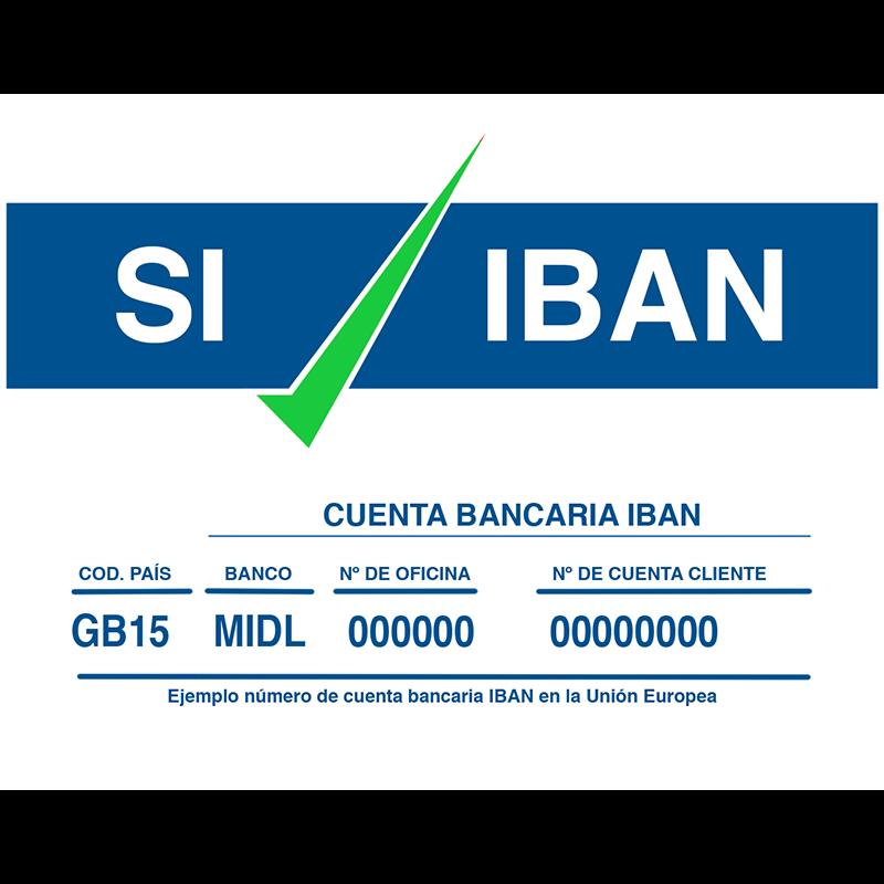 Cuenta bancaria IBAN en Suiza