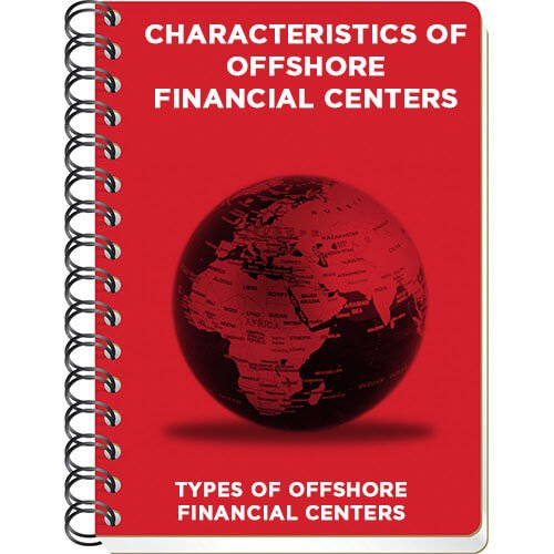 Types of offshore financial centers