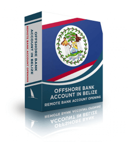 Offshore bank account in Belize