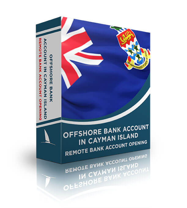 Offshore bank account in Cayman Islands