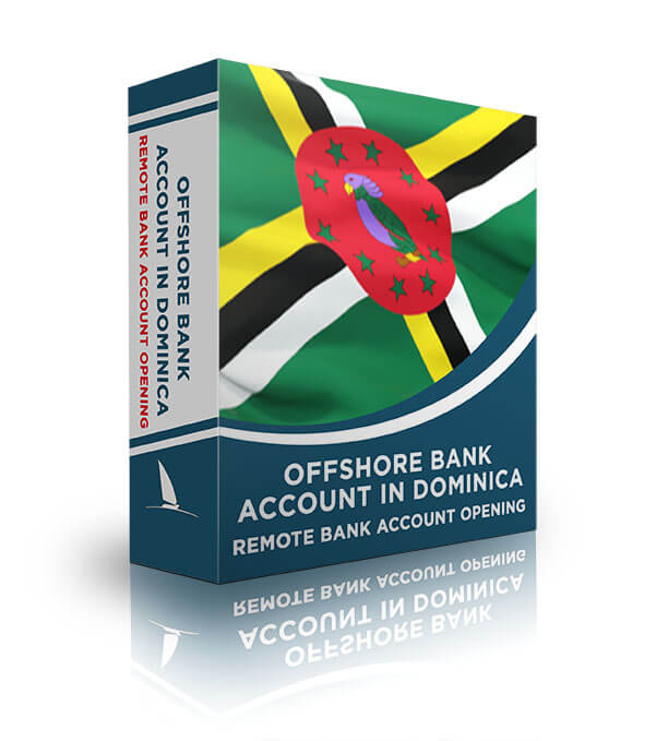 Offshore bank account in Dominica