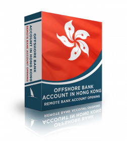 Offshore bank account in Hong Kong