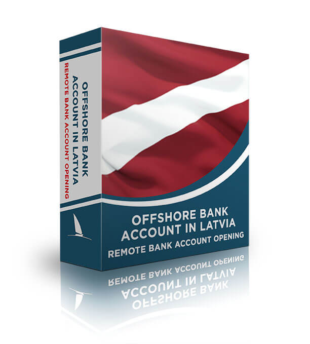 Offshore bank account in Latvia