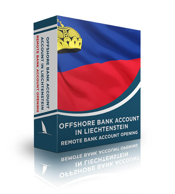 Offshore bank account in Liechtenstein