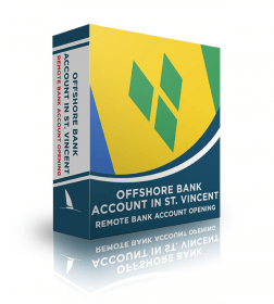 Offshore bank account in St. Vincent and the Grenadines