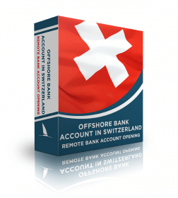 Offshore bank account in Switzerland