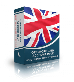 Offshore bank account in United Kingdom