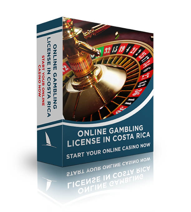 Online Gambling license Costa Rica