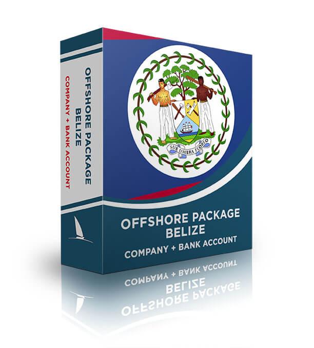 Register offshore company Belize