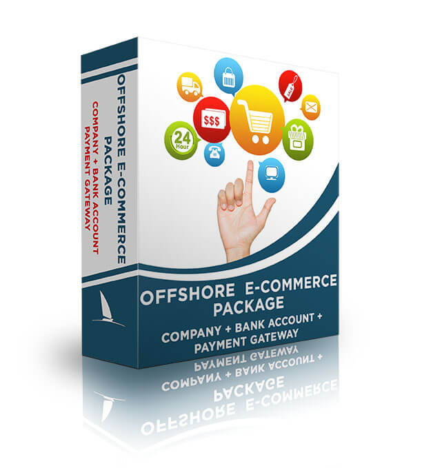 Offshore e-commerce solutions: offshore company, offshore bank account, offshore payment gateway