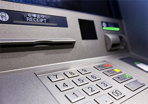 ATM Cash automatic Machine