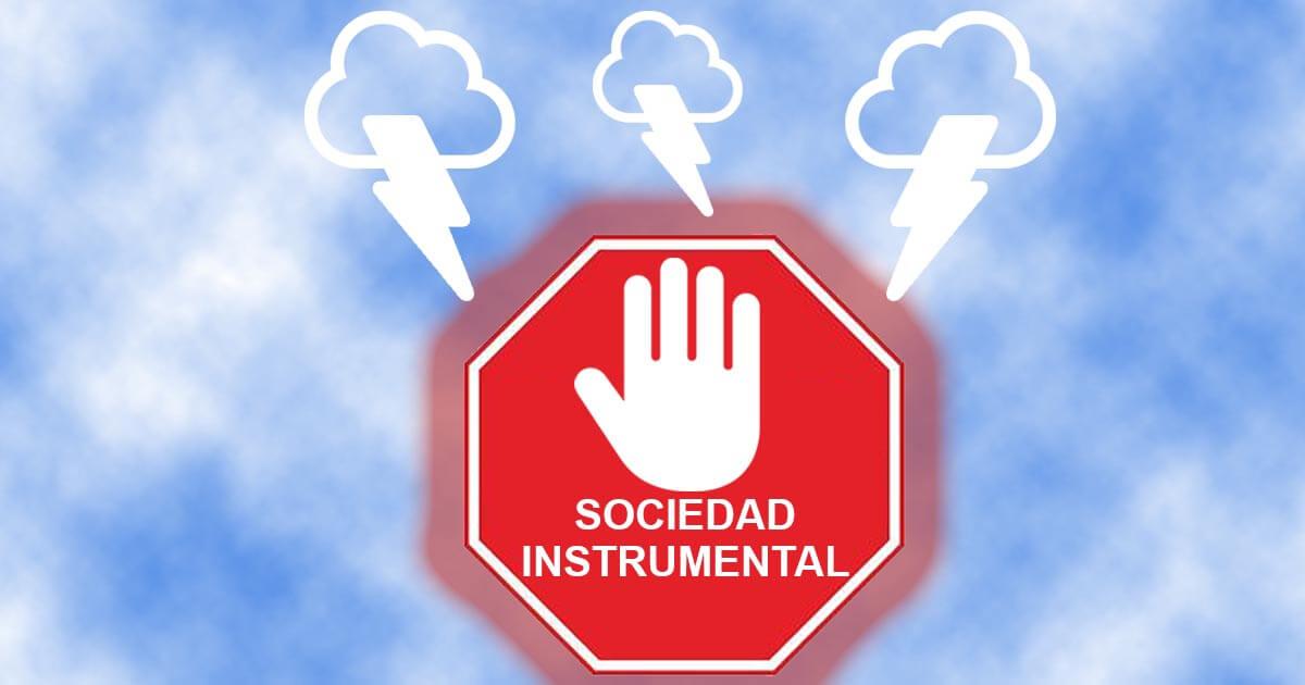 Sociedad instrumental